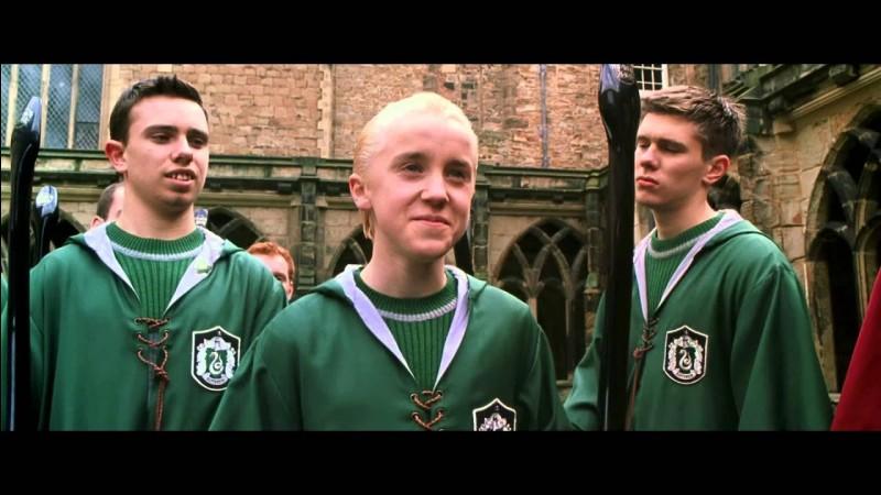 Une équipe de Quidditch se compose de...