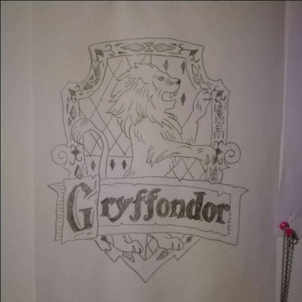 Quelles sont les couleurs de Gryffondor ? Le ..et l'(e) ..