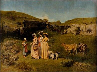 """Qui a peint """"Les Demoiselles de village"""" ?"""