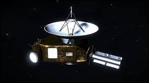Quel était le principal objectif de la sonde spatiale américaine New Horizons ?