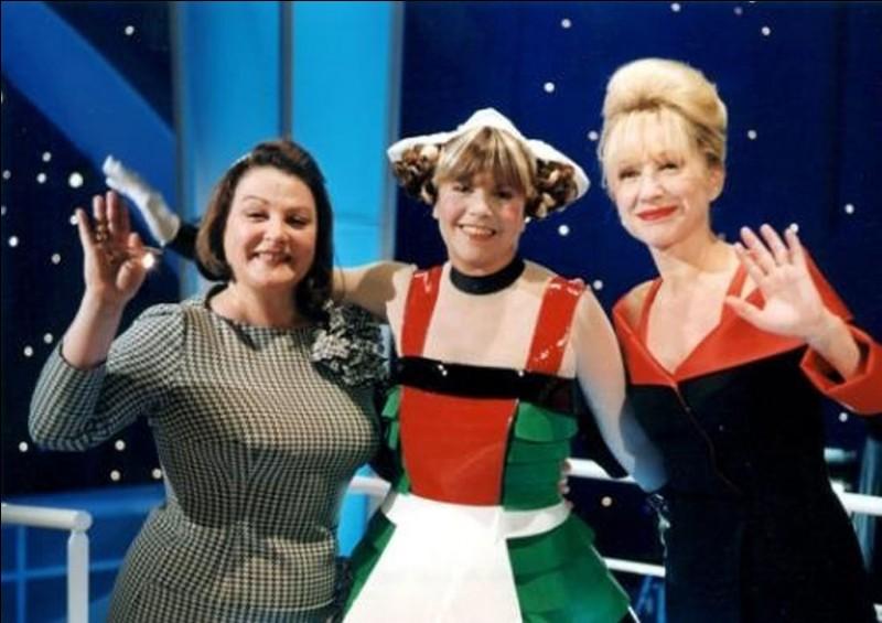 """En 2001, Chantal Goya fait son grand come-back dans """"Absolument fabuleux"""". Quel célèbre couturier l'habille en Bécassine 2.0 ?"""
