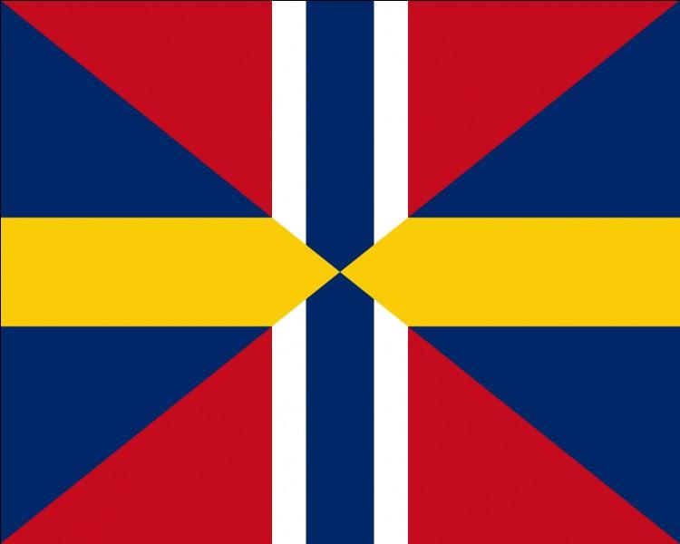 Quel pays avait ce drapeau ?