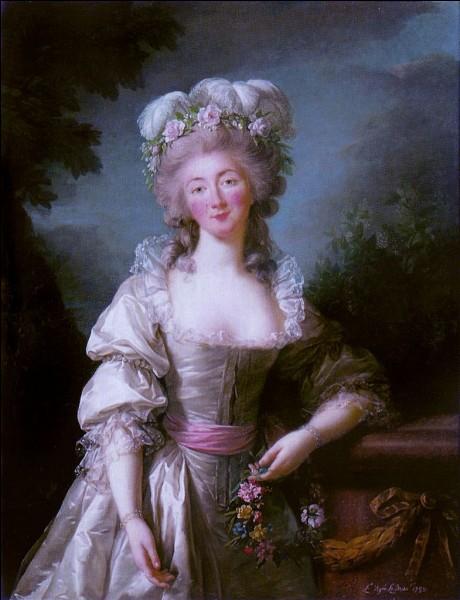 Quel âge avait Marie-Antoinette à son arrivée à la cour de Versailles ?
