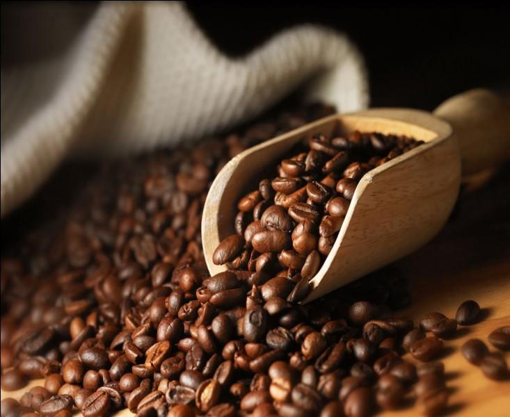 De quel pays le café est-il originaire ?