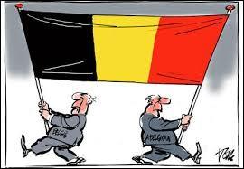 Les électeurs flamands votent plutôt à gauche !