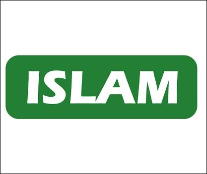 Lors des dernières élections, il y avait un parti Islam !