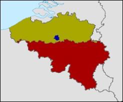La communauté germanophone fait partie de la Région wallonne !
