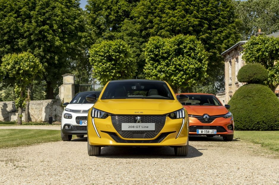 Peugeot vs Renault vs Citroën