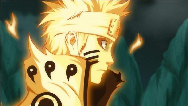 Dans Naruto Shippuden, le démon que Naruto a en lui est :