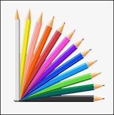 """""""Des crayons de couleur"""", en espagnol c'est :"""
