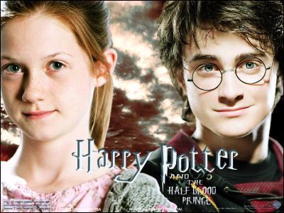 Dans 'Epilogue', à la fin du dernier tome, quels âges ont Harry et Ginny ?