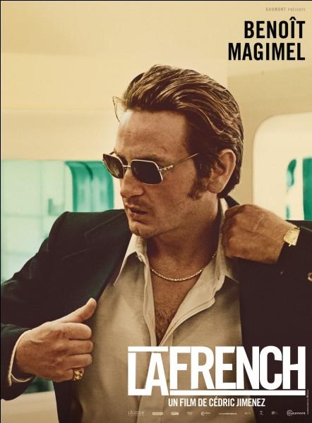 """""""La French"""" est joué par Pierre Lellouche."""