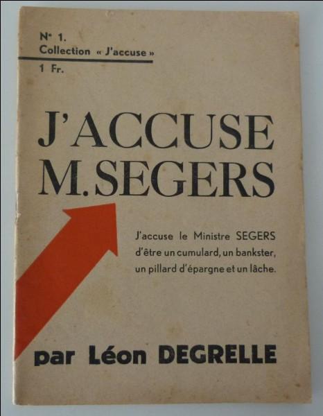 """J'accuse"" est un film joué par Jean Dujardin."