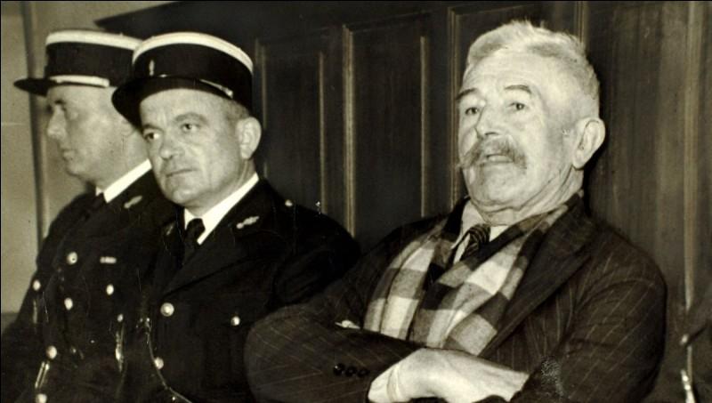 """""""L'Affaire Dominici"""" est un film dans lequel joue Jean Gabin."""