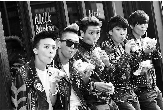 Qui est le leader de Bigbang ?