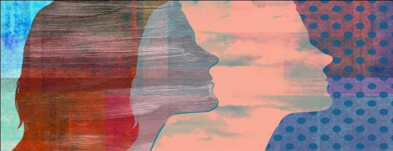 """Complétez avec bon sens : """"L'ami vrai, ce n'est pas celui qui sait se pencher [...], c'est celui qui sait regarder [...]."""