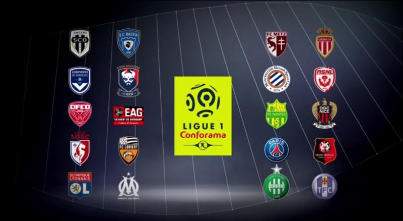 Lequel contient le plus de nombre de spectateurs parmi les stades de Ligue 1 ?