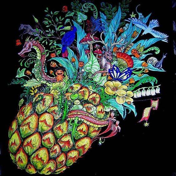 Qui vit dans un ananas au fond de la mer ?