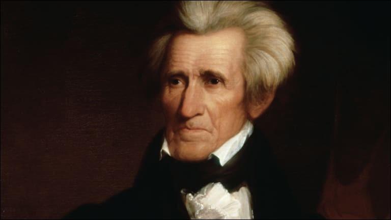 Cet homme politique américain, septième président des États-Unis de 1829 à 1837, c'est ... Jackson.