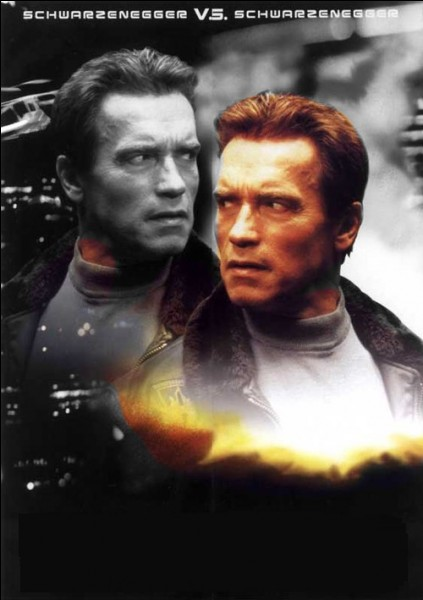 Quel est ce film de Roger Spottiswoode, avec Arnold Schwarzenegger ?