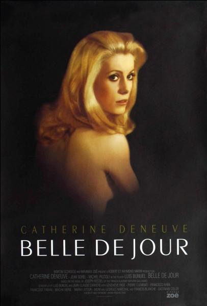 """Qui partageait l'affiche avec Catherine Deneuve et Jean Sorel, dans le film """"Belle de jour"""" de Luis Buñuel ?"""