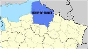 Complétez : les Hauts-de-France sont une région administrative...