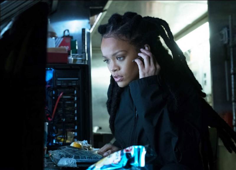 Quel est le personnage de Rihanna ?