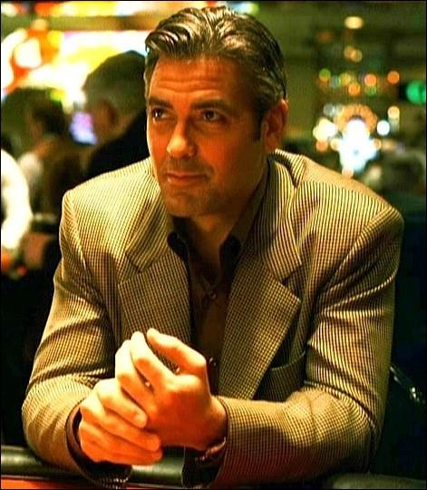 Quel est le personnage de George Clooney ?