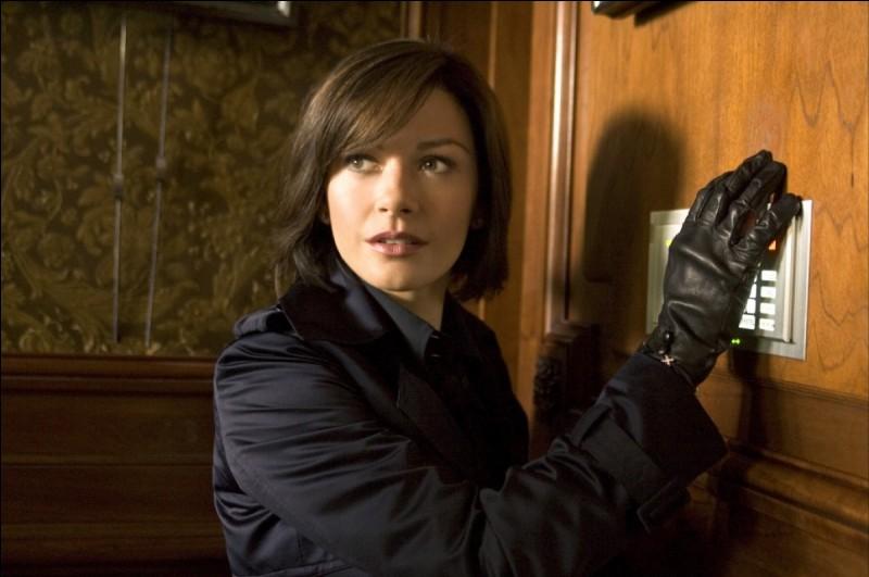 Quel est le personnage de Catherine Zeta-Jones ?