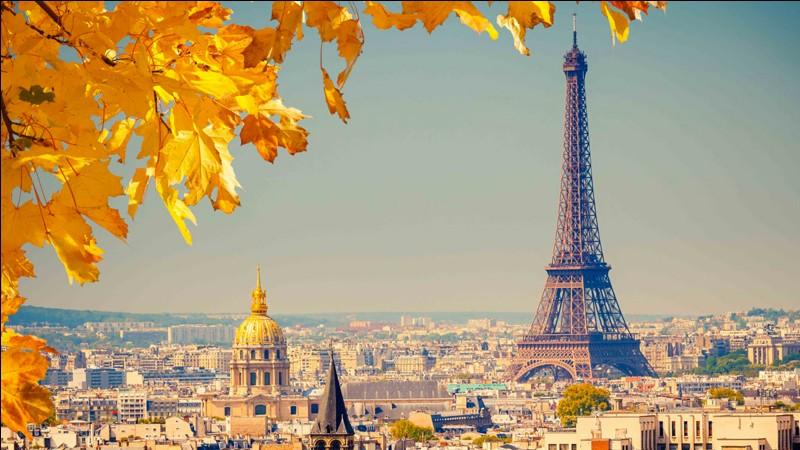 """""""Un Américain à Paris"""" est joué par Grace Kelly."""