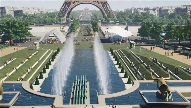 """""""Un Monstre à Paris"""" est un film d'animation avec la voix de Vanessa Paradis."""