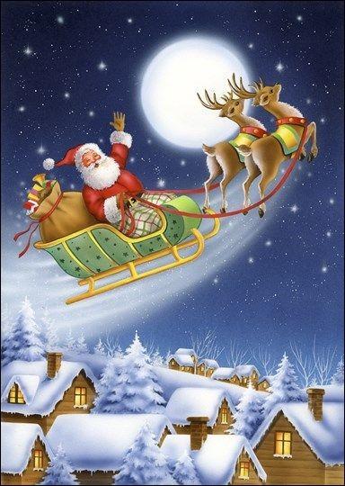 """Dans les années 60, on chantait encore """"Petit papa Noël"""", si vous vous souvenez des paroles, aidez-moi à compléter : """"Il me tarde tant que le jour se lève pour voir si tu m'as apporté tous les beaux joujoux que je vois en rêve...."""""""