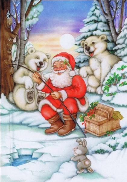 """D'où vient-il ? Nul ne sait, mais bien que son lieu d'habitation soit un sujet controversé, le """"village du père Noël"""" existe réellement, près de Rovaniemi. Où est-il ?"""