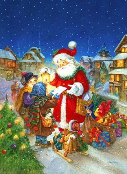 Noël, le grand jour !
