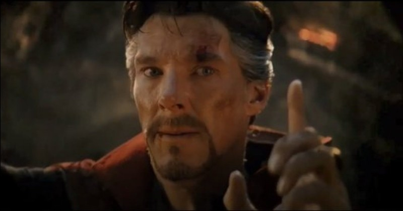 Combien de chances annonce Dr. Strange pour sauver l'Univers ?