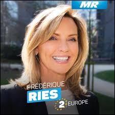 Pourquoi Frédérique Ries était-elle déjà connue avant de rejoindre le MR ?