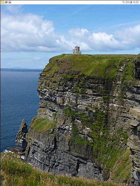 Qu'est-ce que tu ferais si un jour ta/ton meilleur(e) ami(e) était sur le point de tomber d'une haute falaise ?