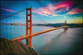 Quelle affirmation concernant les eaux qu'enjambe le Golden Gate Bridge est fausse ?
