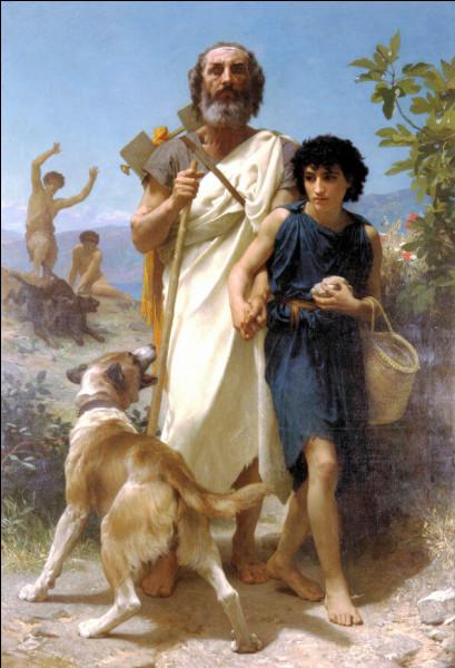 Quel est le nom du fils d'Ulysse ?