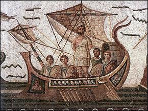 Dans son périple Ulysse croisa les Sirènes, monstres mi-femmes mi...