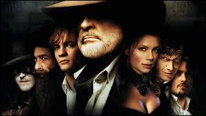 """Complétez le titre du film : """"La Ligue des gentlemen _________""""."""