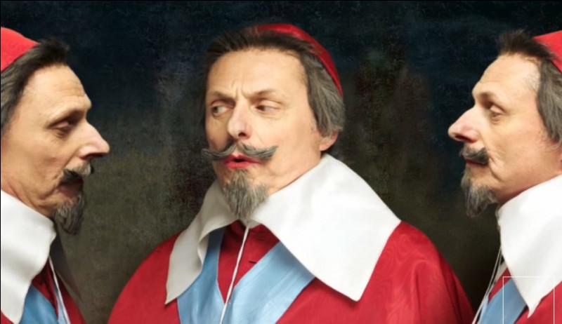 Avec sa fortune, le cardinal de Richelieu aurait eu de quoi faire péter le/la [nom du peintre]. Quel était le poids de cette fortune, converti en or ?