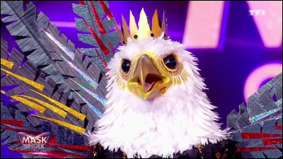 Quel événement a choqué le plateau à propos de l'aigle ?