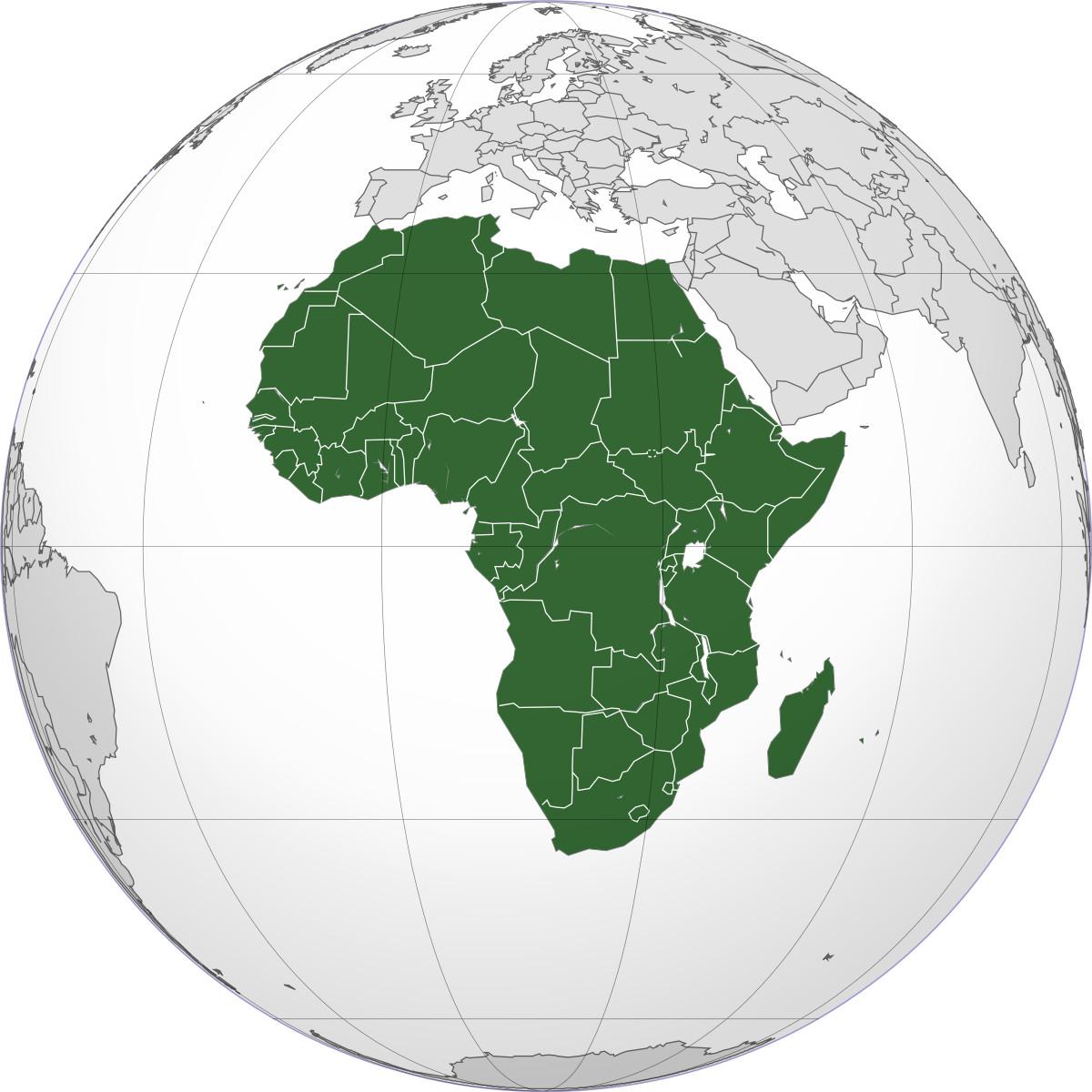Un tour d'Afrique