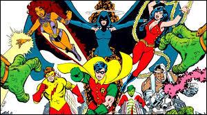 Aimes-tu l'univers des comics ?
