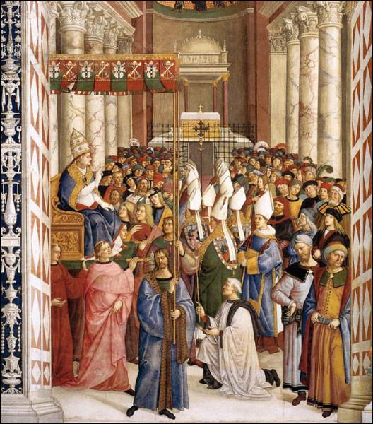 Comment réagit l'Église face aux diffusions des idées des Lumières ?