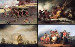 Lors de la guerre d'Indépendance, au côté de quel pays la France a-t-elle combattu ?
