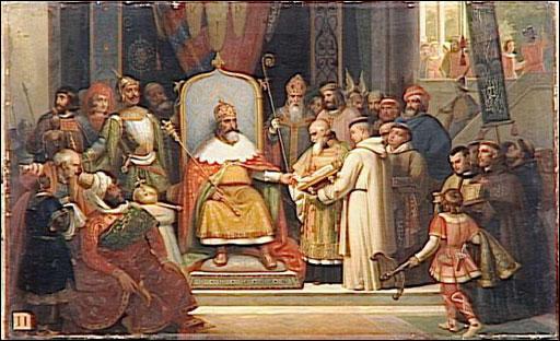 Sous le règne de quel roi français naît le mouvement des Lumières ?