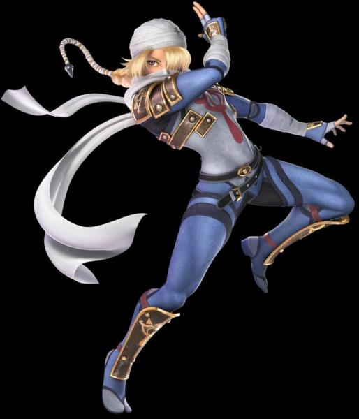 """Quelle est la vraie identité de Sheik dans le jeu """"The Legend of Zelda"""" : Ocarina of Time ?"""