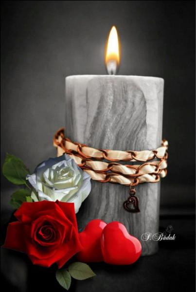 Combien de branches possède le candelabre ?